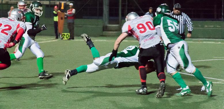 732.198 © 2016 Alessandro Tintori - Rams Milano vs Tigers Cremona