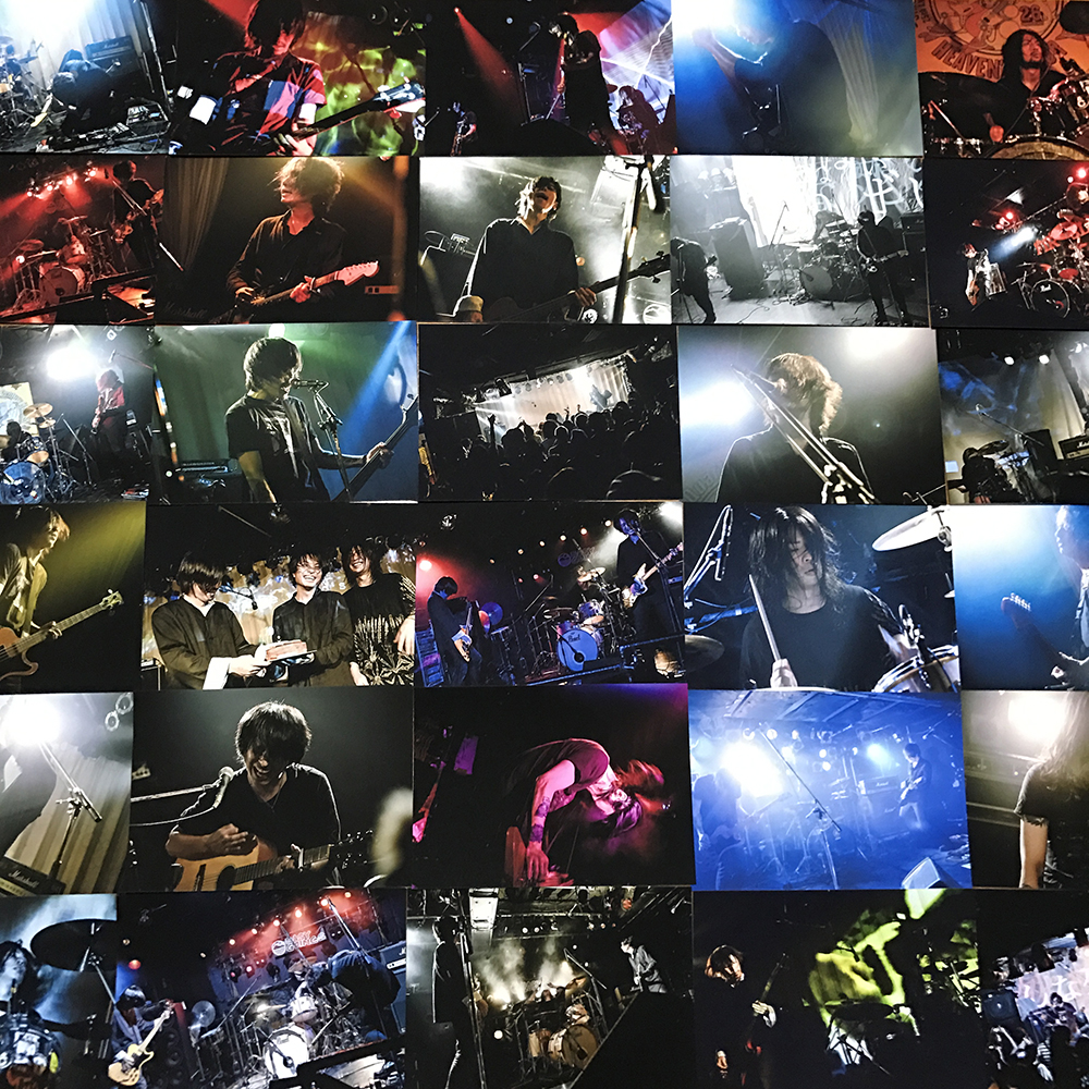 【NEW GOODS⑥】  strange world's end live photo ランダム5枚セット (全30種)  photo byセオサユミ  ¥500