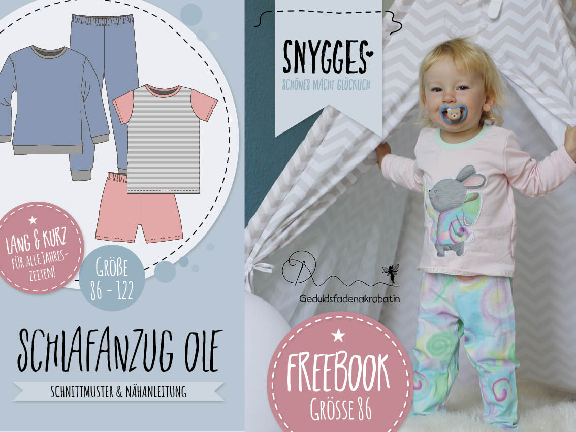 Schlafanzugzeit - Ole ist da! E-Book + Freebook
