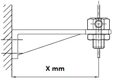 Typ 1 - Abstand 50 - 165 mm