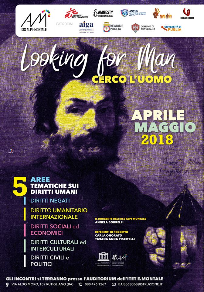 Progetto Looking for Man