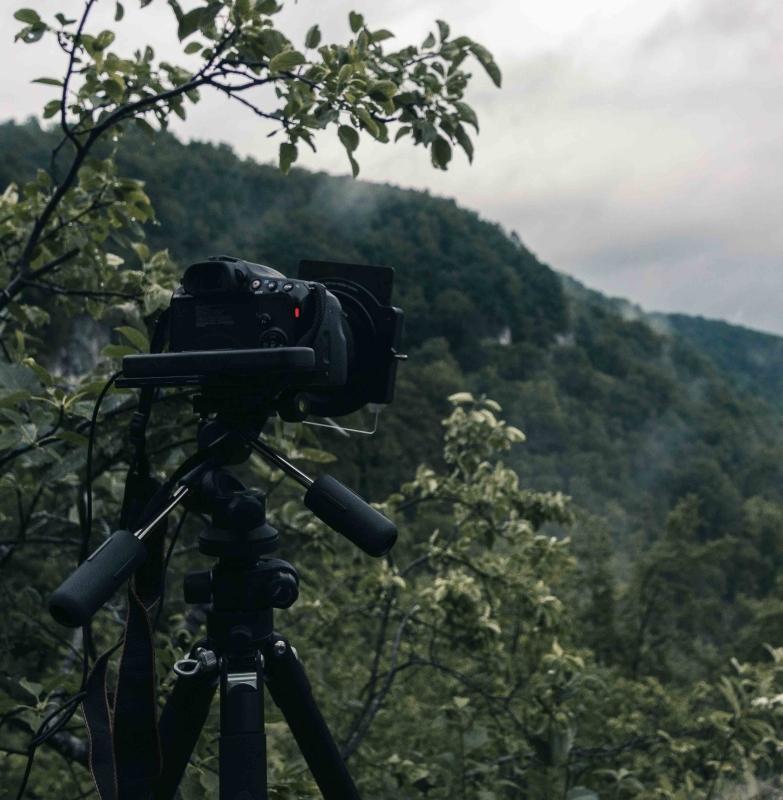 Sony a 57 mit Fernauslöser beim fotografieren