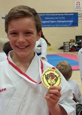 Competion Results - Yoshitaka Karate