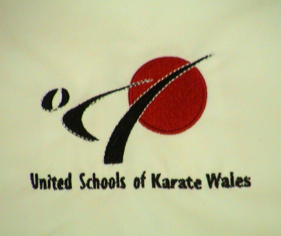 Close up of USKW Logo on White background