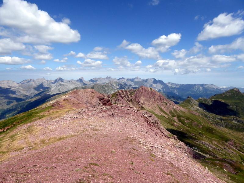 Et toujours la beauté du paysage...
