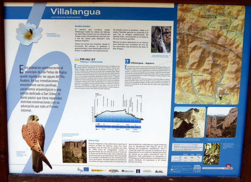 ...le village de Villalangua