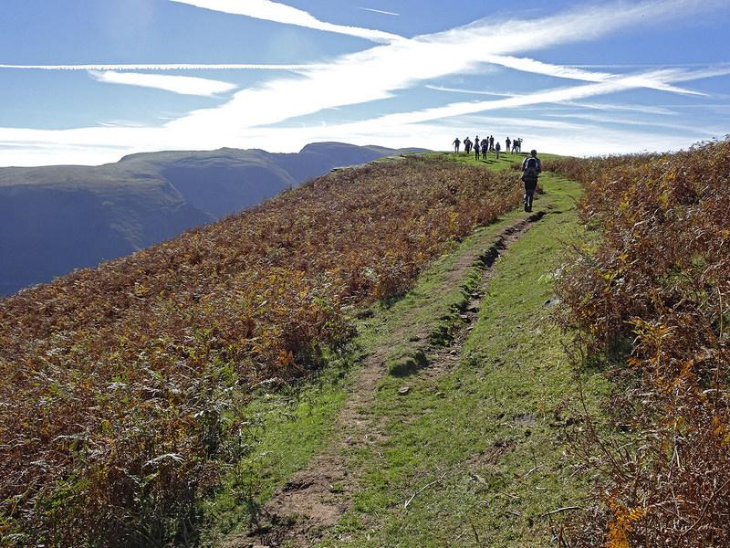 """l'une des plus belles randonnées du pays basque"""" (Louis Audoubert)."""
