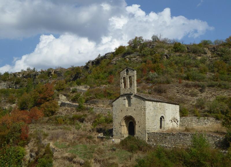 Ermitage San Juan édifice du XII ème siècle restauré récemment