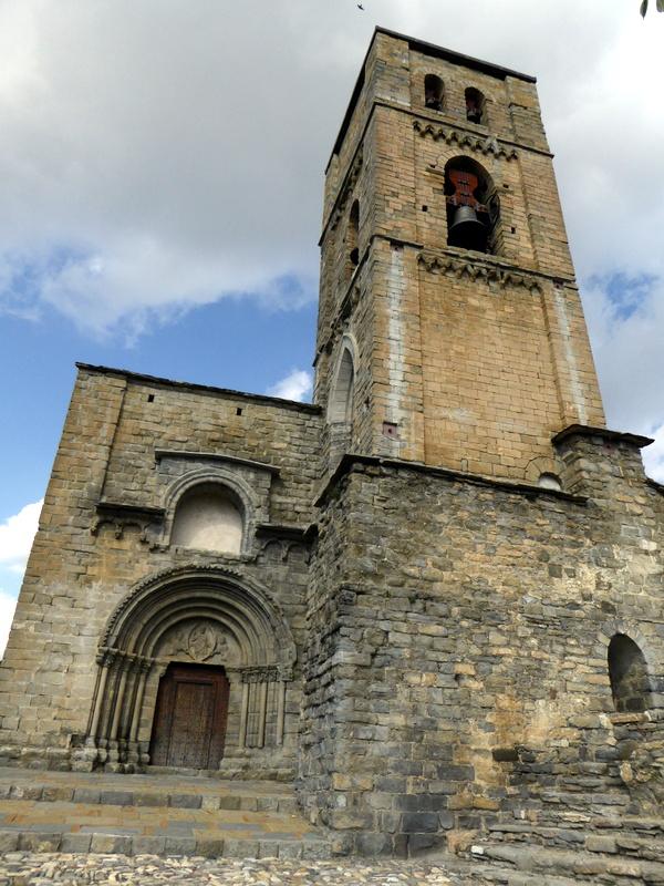 Eglise de l'abbaye Nuestra Señora de Baldos