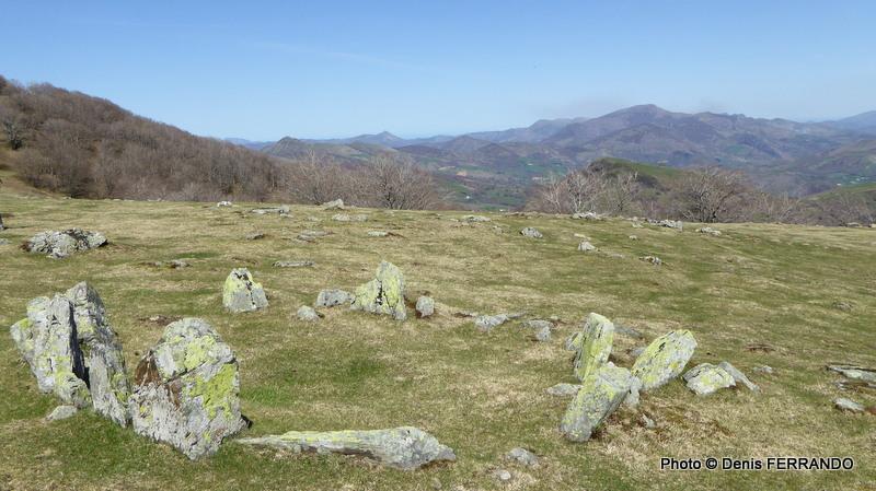 présentent un des aspects originaux de la montagne basque..