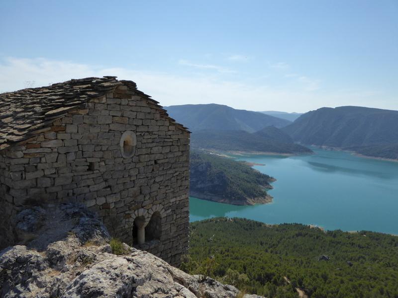 construit au XI ème siècle...