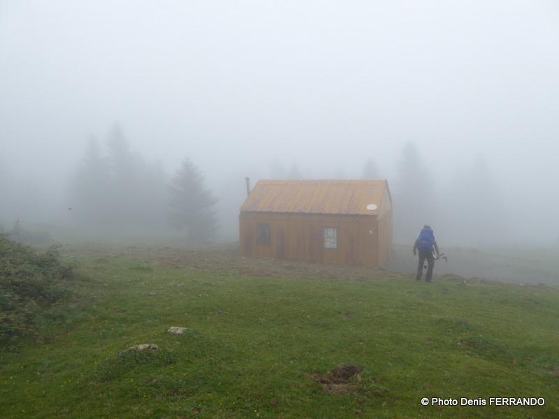 Cabane du col de Bazès