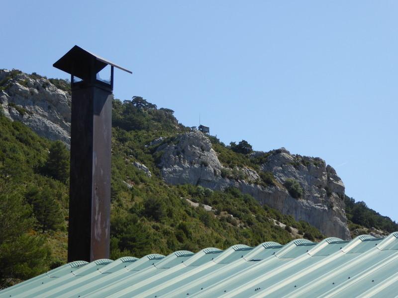 La haut, le mirador de punta Saosa