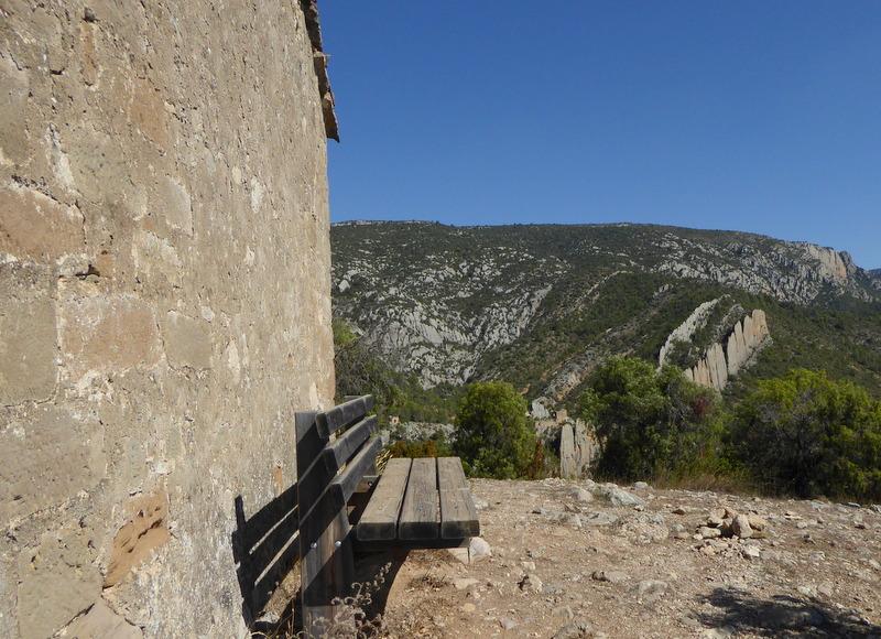 ...endroit, comme tant d'autres en Aragon, propice à la contemplation