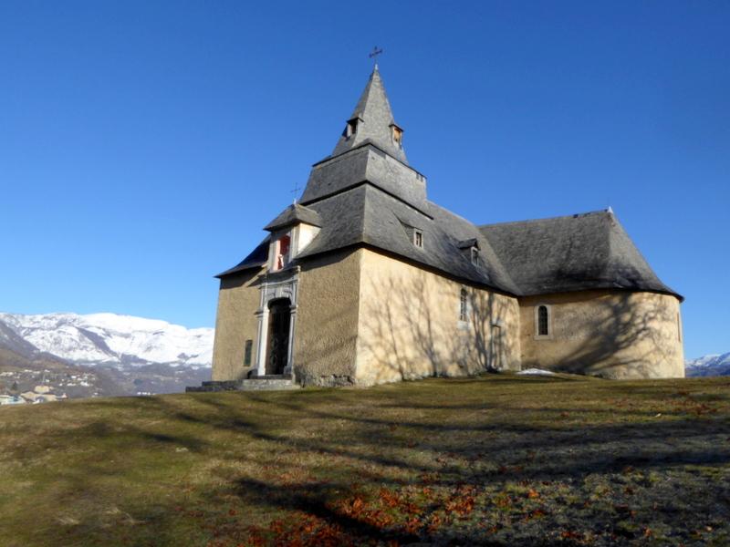proche de l'abbaye de Saint Savin où il finit ses jours.