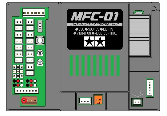 タミヤ: MFC-01