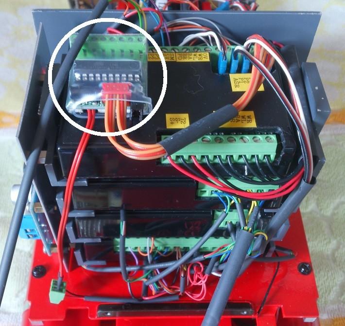 Servonaut製赤外線送信機AIR-U