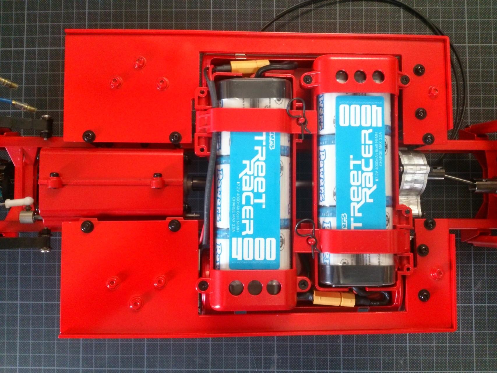 Ni-Cd電池装着