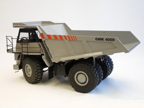 GMK4000 組立完成写真12