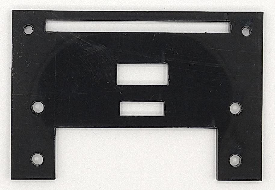 FHSFH16の構2/4:基板取付板