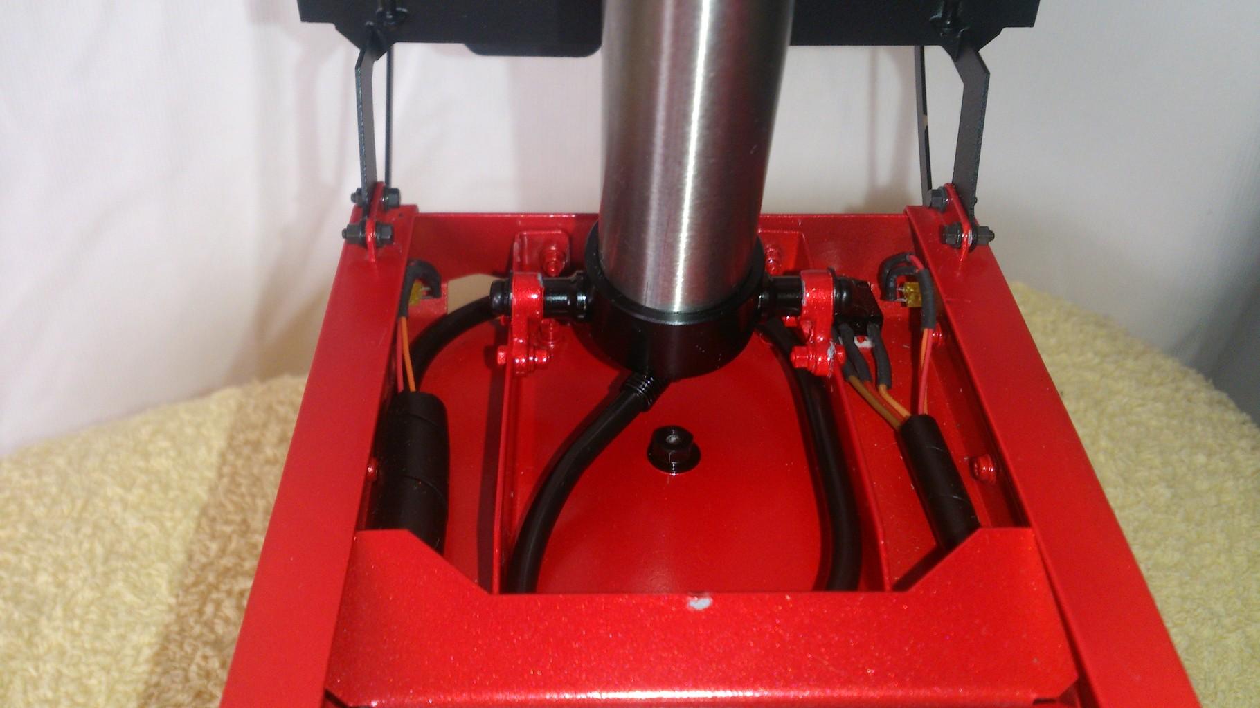 ScaleART ダンプトレーラー_ 油圧シリンダー