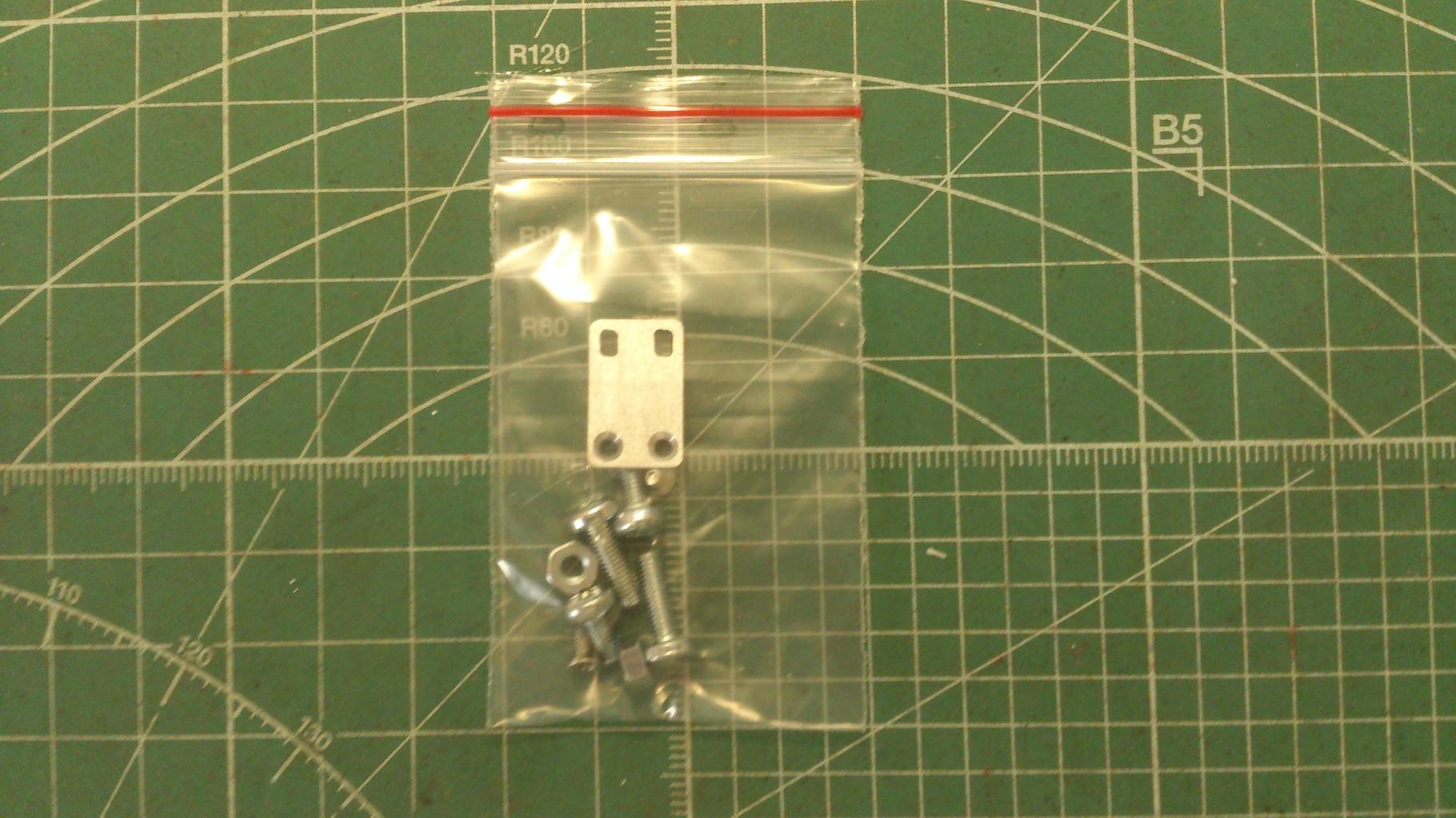 電池ボックス用ネジ