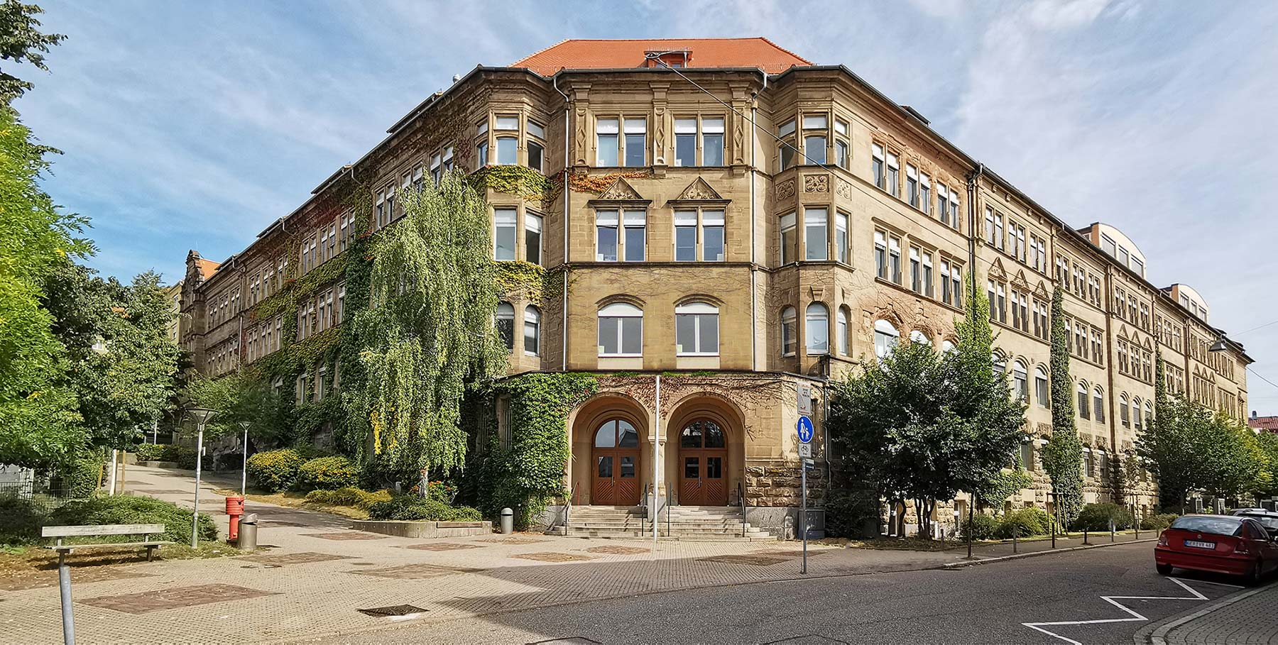 Pforzheim Osterfeld