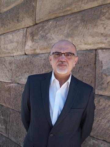 """Francisco González autor del libro """" Arqueología Imposible"""""""