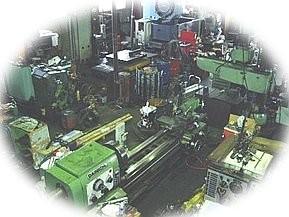 アイハラ製作所 工場全景