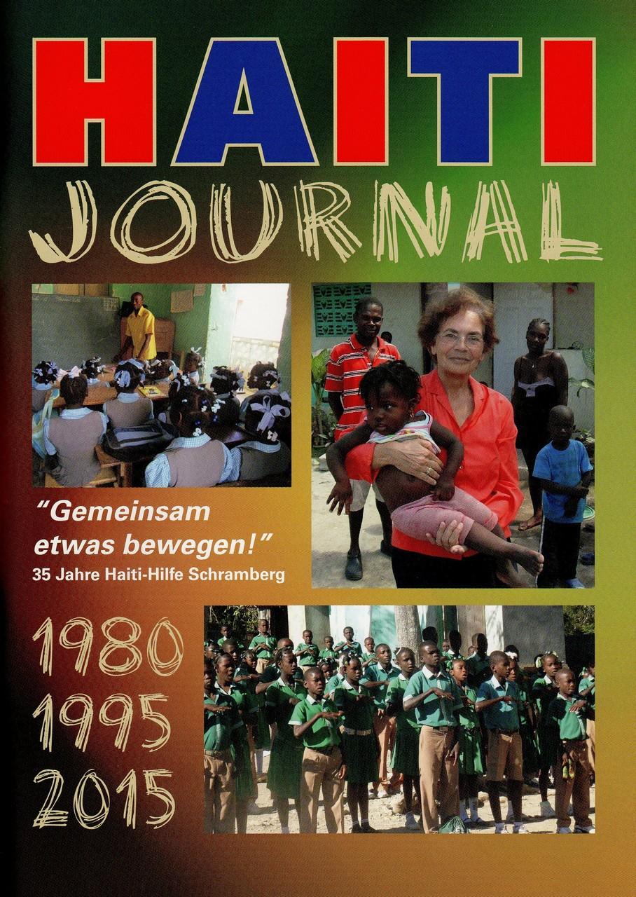 Journal der Haiti-Hilfe Schramberg e. V. - ©TABMAN