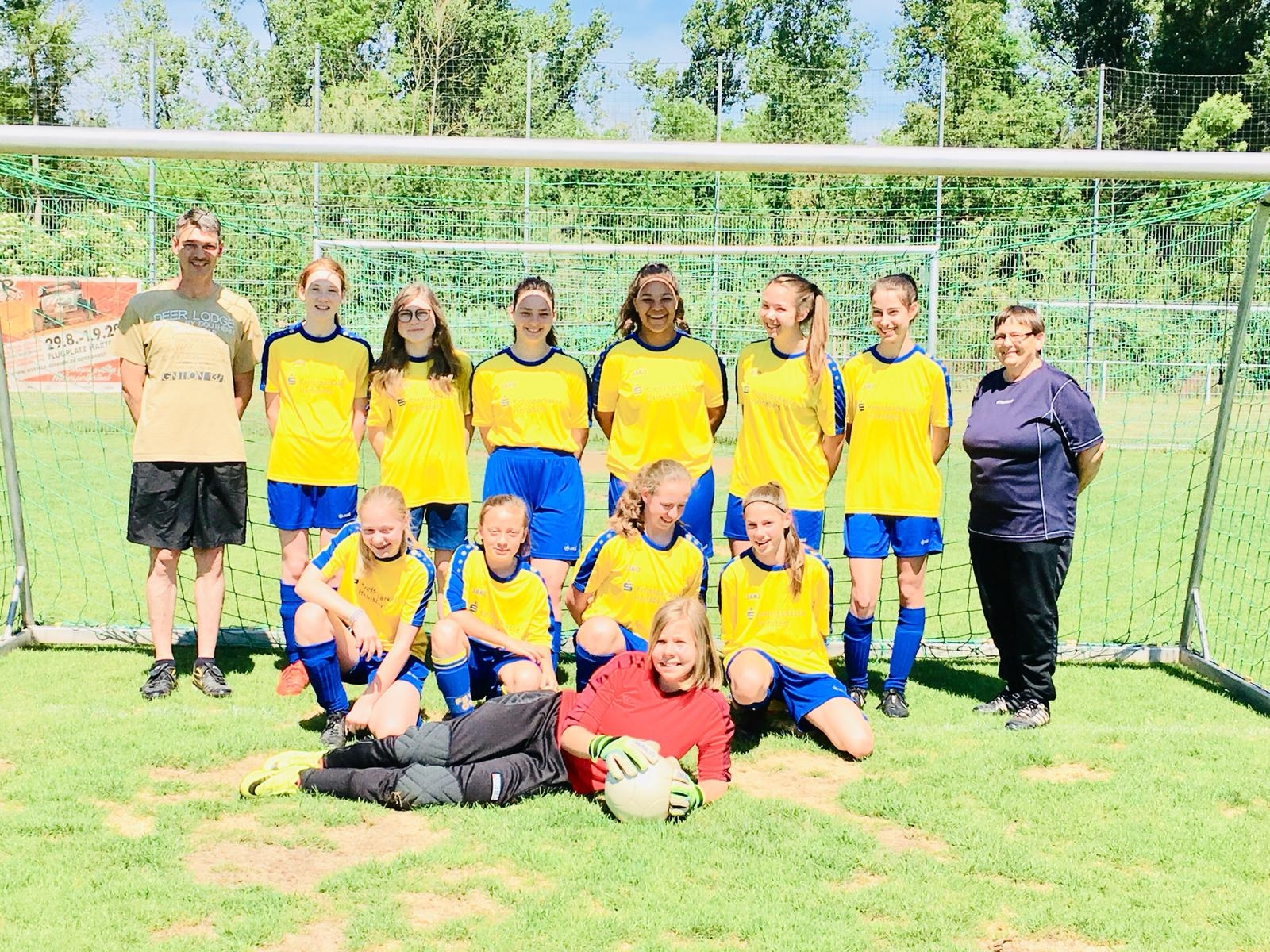 C-Juniorinnen - Jahrgang 2004-06