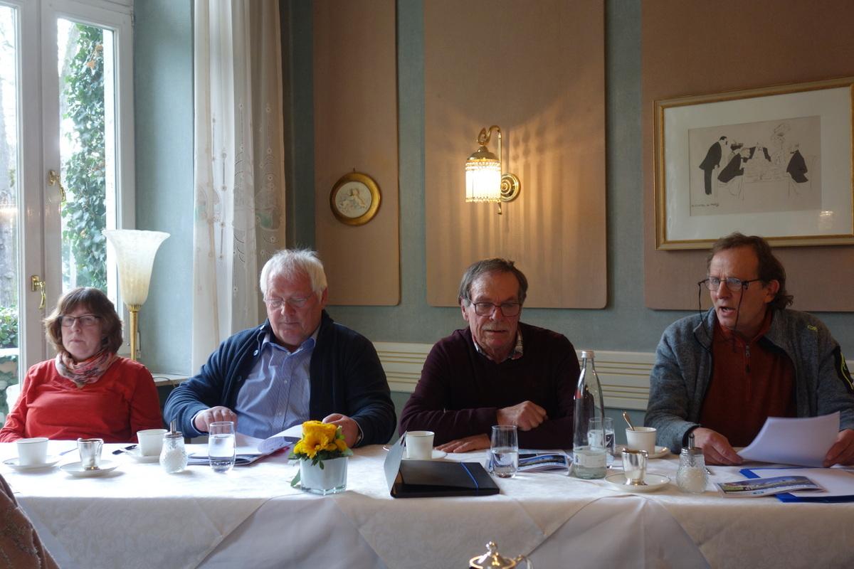 Vorstand der IG Niere Rhein-Ahr-Eifel e. V.