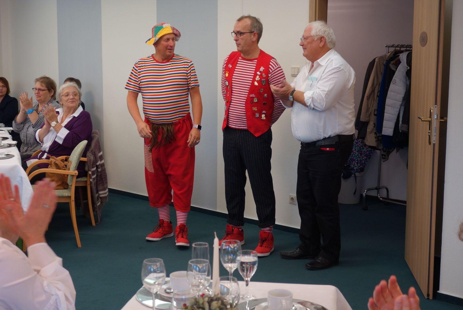 """KarnevalsDuo """"Der Een on der Anne"""""""