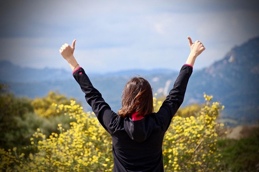 5 façons d'améliorer votre bien-être physique avec la pensée positive