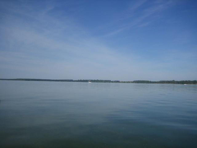 Sommertag auf den Plauer See