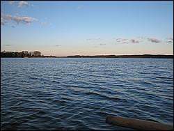 Blick auf den Plauer See