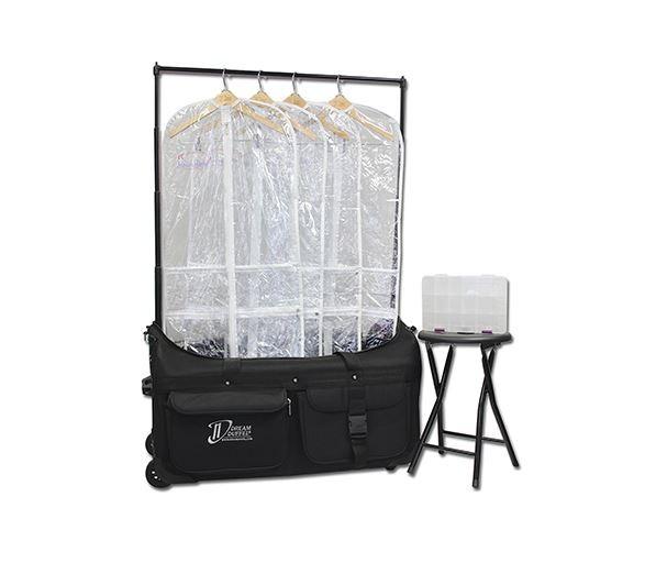 Add To Cart Silver Trimmed Dream Duffel Bag