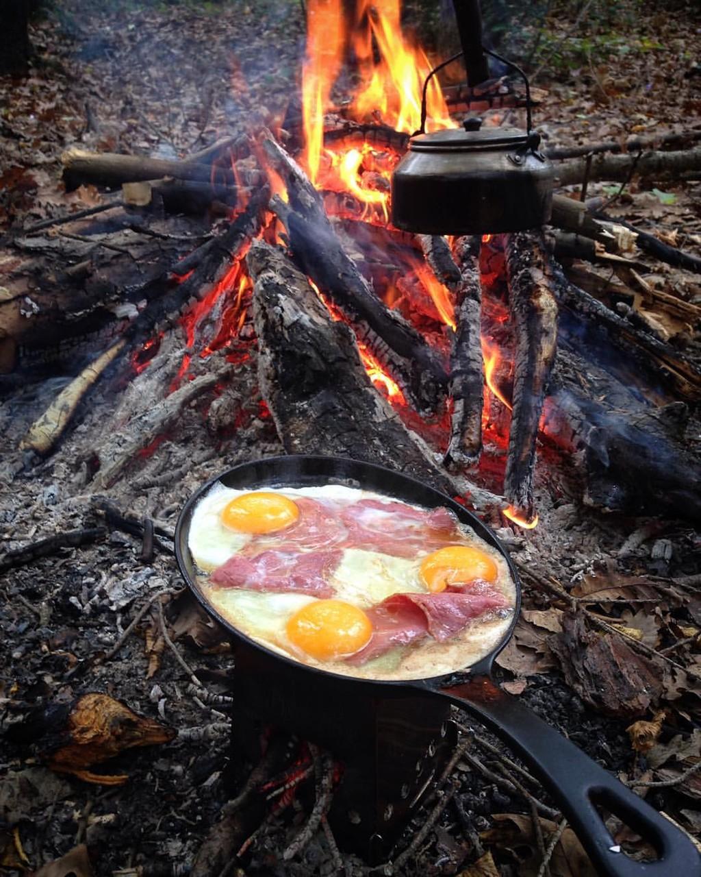 28 Irresistible Camping Food Ideas: Centre De Formation Vie Sauvage Survie Et Survivalisme