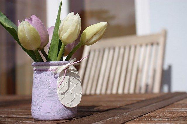 Tolle Deko-Ideen für den Frühling