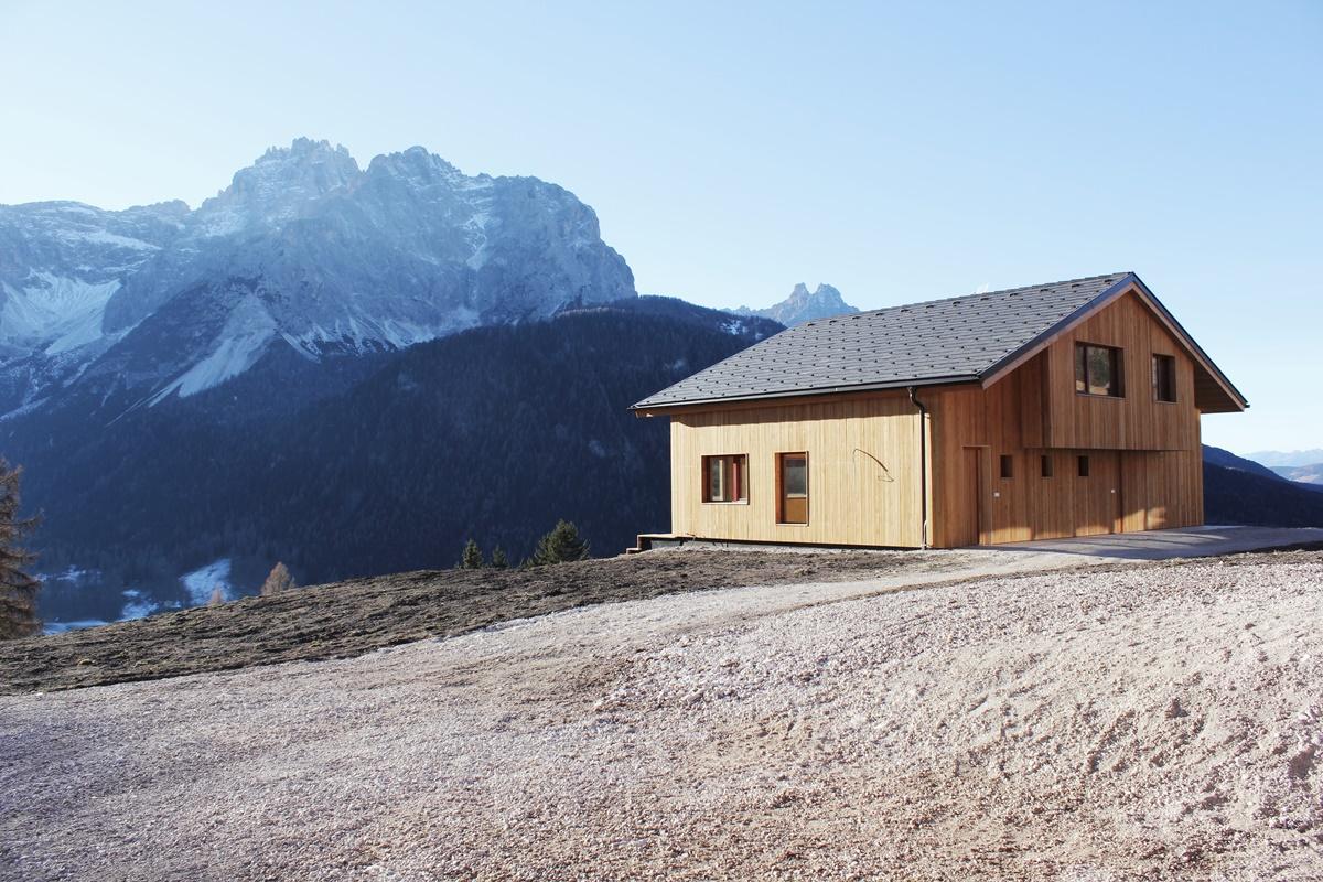 Clevere Entscheidung für die Umwelt und tolles Design: Das Holzhaus