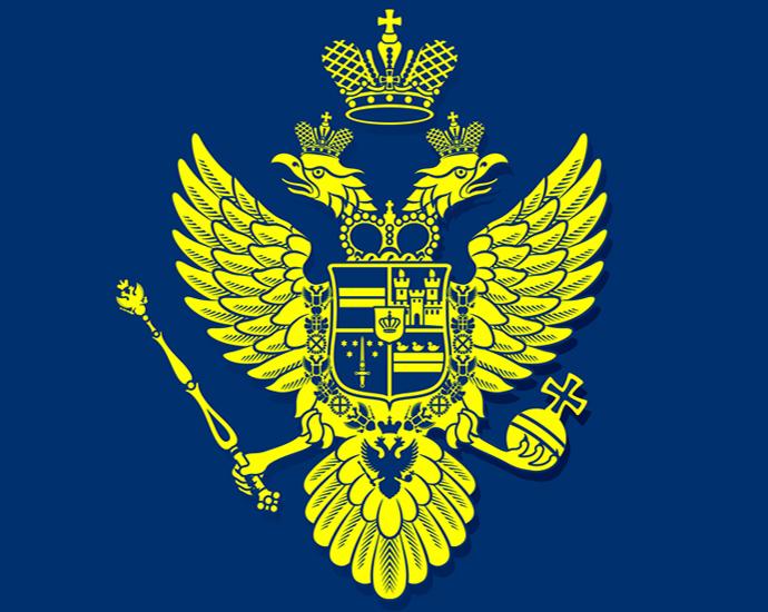 coat of arms of de Beauharnais-Romanovsky