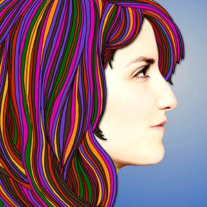 Kristina Wiessner portrait profile by Patrice van Malder
