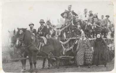 Karneval in Binningen anno 1951