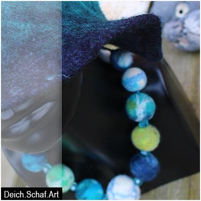 """Kugelkette """"Sehnsucht Meer"""""""