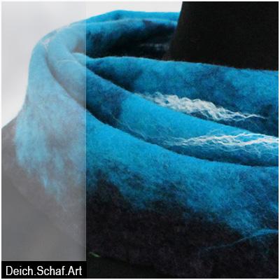 Schal - drapiert