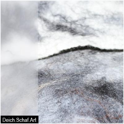 Detail in Schwarz-Weiss