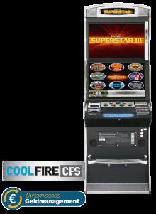 Spielautomatenaufsteller