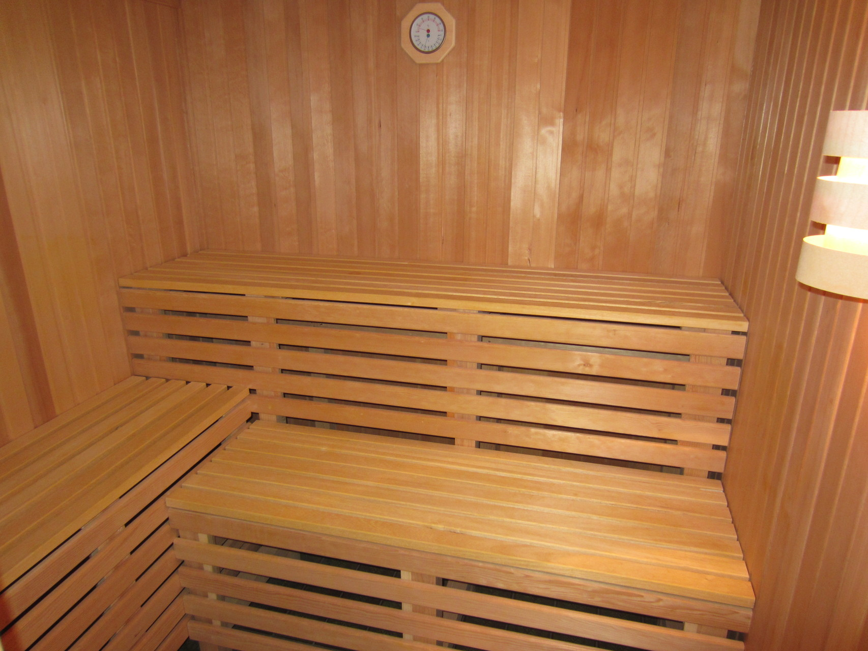 Zirbenwald Lodge - Sauna