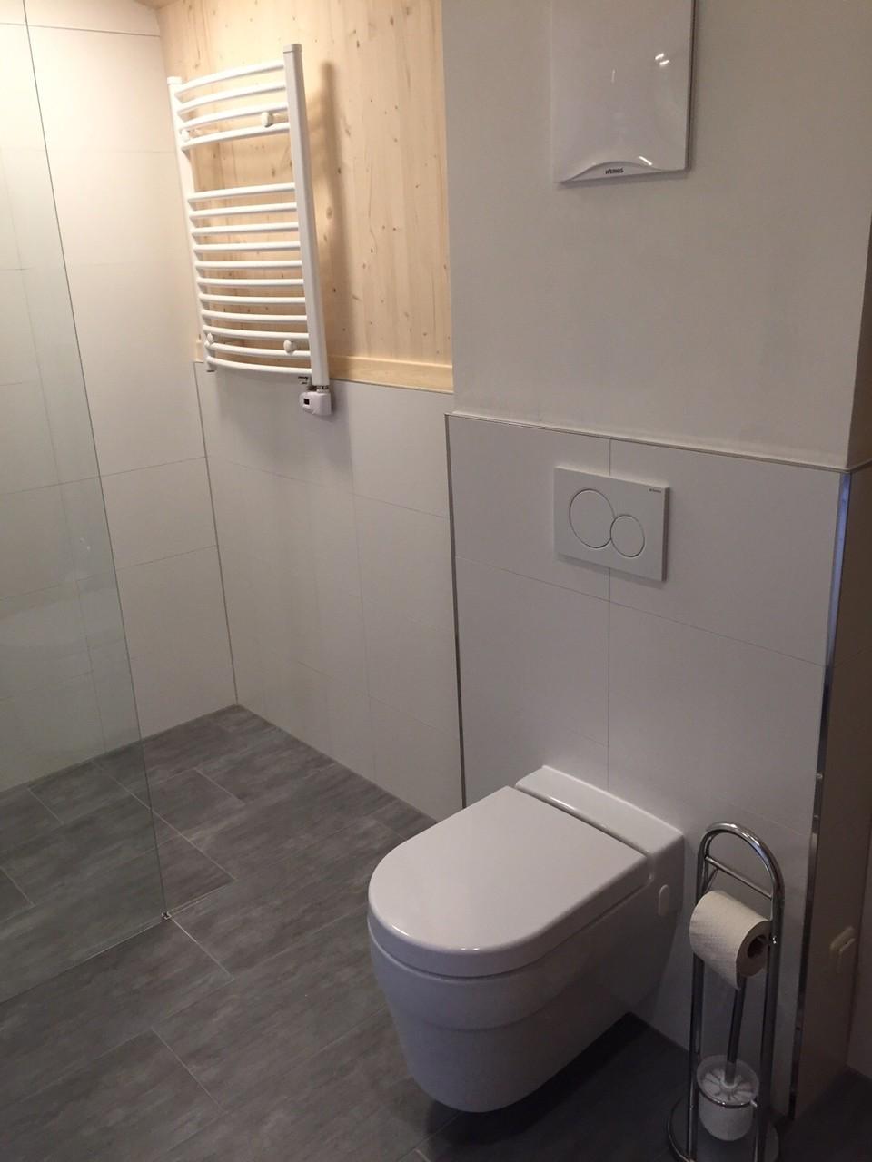 Zirbenwald-Chalet Turracher Höhe - Toilette