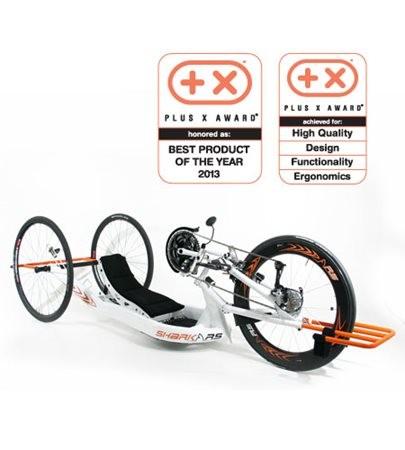 ハンドバイクSHARK RS